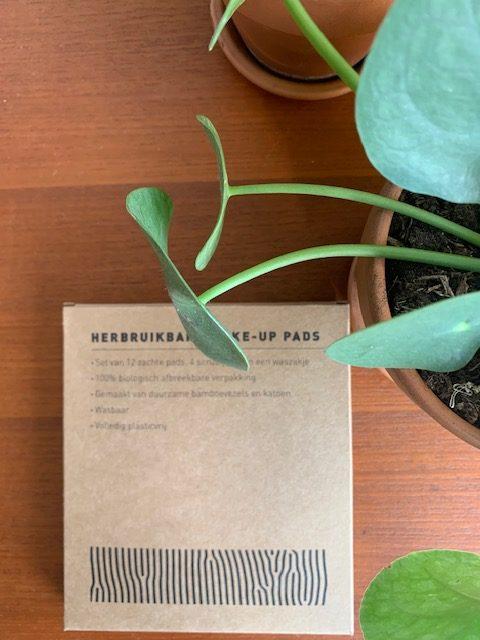 Paper & Boo wasbare wattenschijfjes