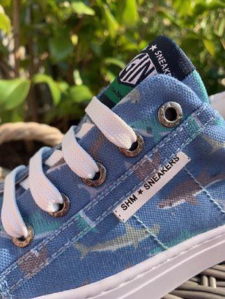 shoesme haaien sneaker