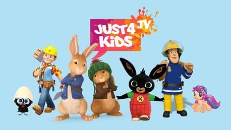just4kids tv