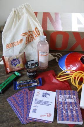 bootcamp in a box kids