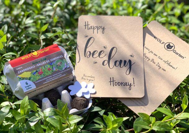 wereld bijen dag happy beeday