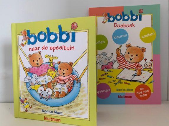 Bobbi gaat naar de speeltuin