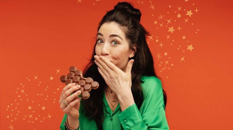 Chocolade Naomi van As