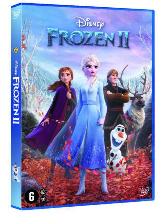 Frozen 2 dvd