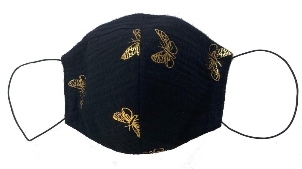 mondkapje vlinder