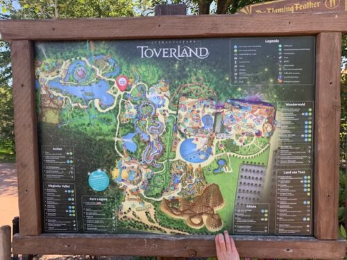 Toverland corona