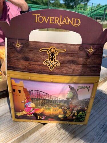 Toverland corona eten