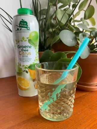 groene thee siroop
