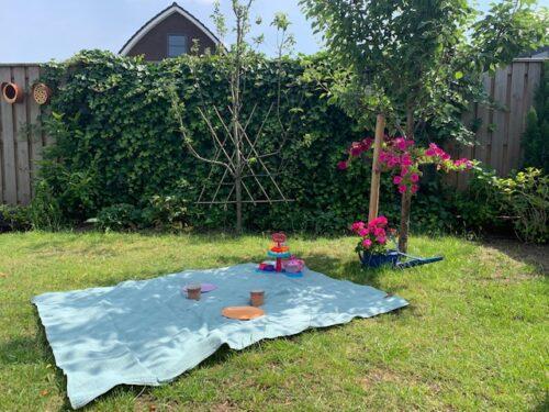 picknicken met jonge kinderen