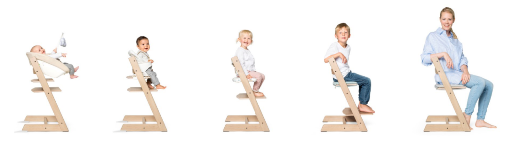 Stokke tripp trapp growing line