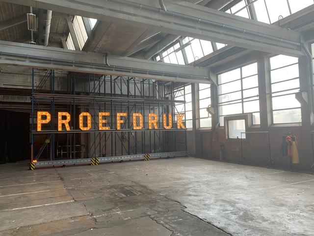 Proefdruk