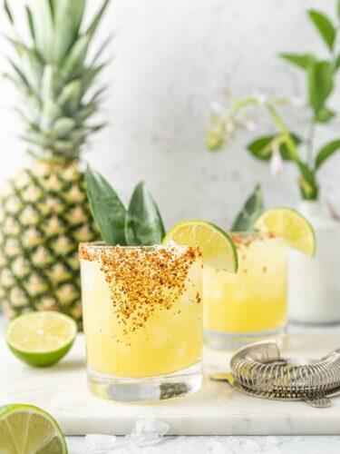 mocktails siroop voor cocktails