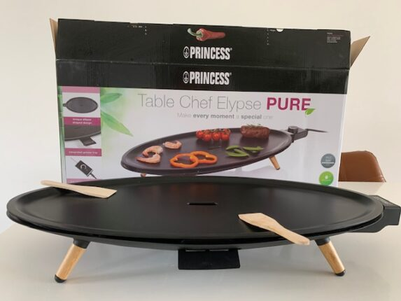 review Princess grillplaat