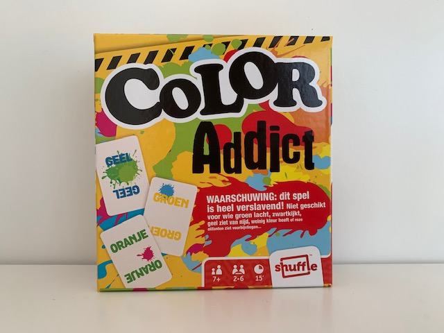 color addict shuffle
