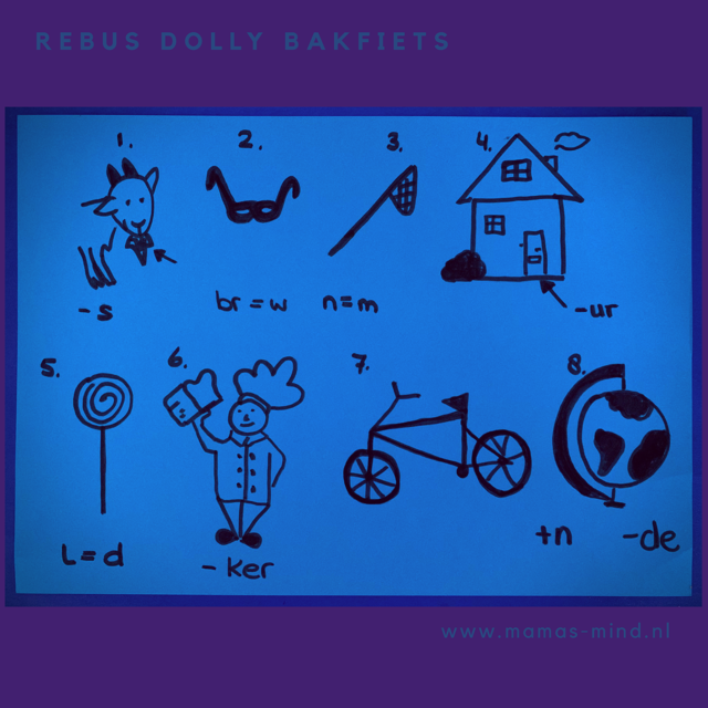 rebus dolly bakfiets