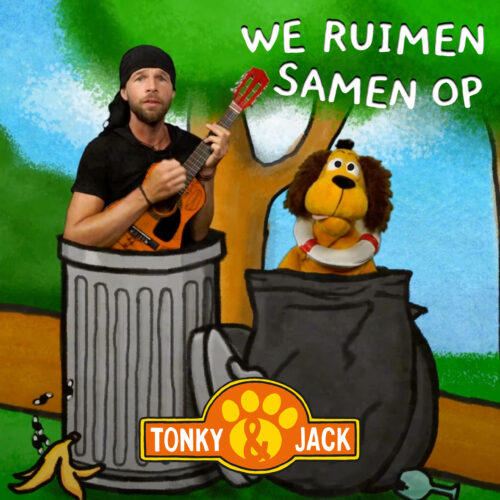 Tonky & Jack - We Ruimen Samen Op