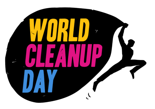 World Cleanup Day - Logo