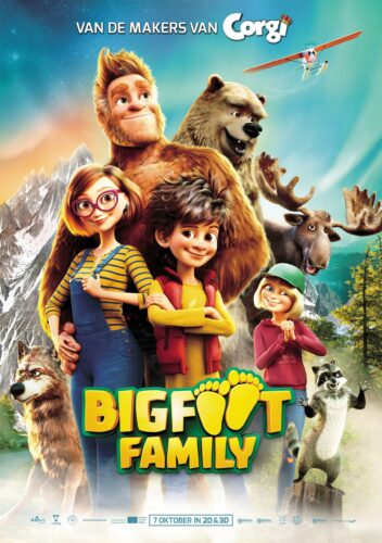 Bigfoot Family final poster