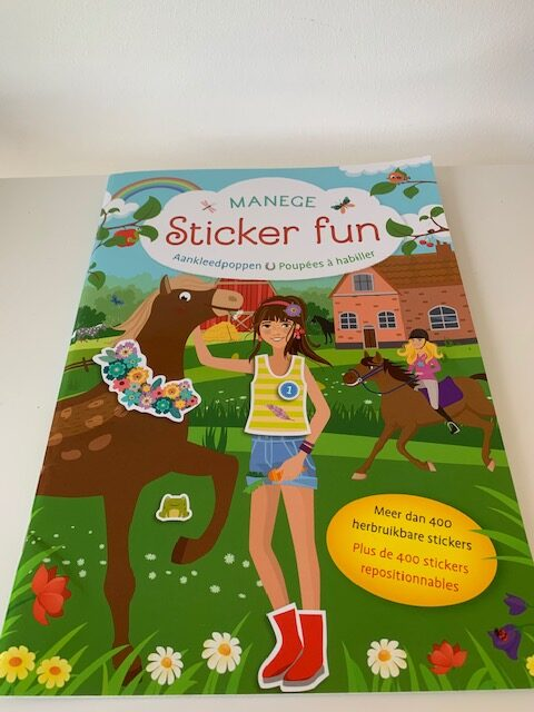 manege stickerfun