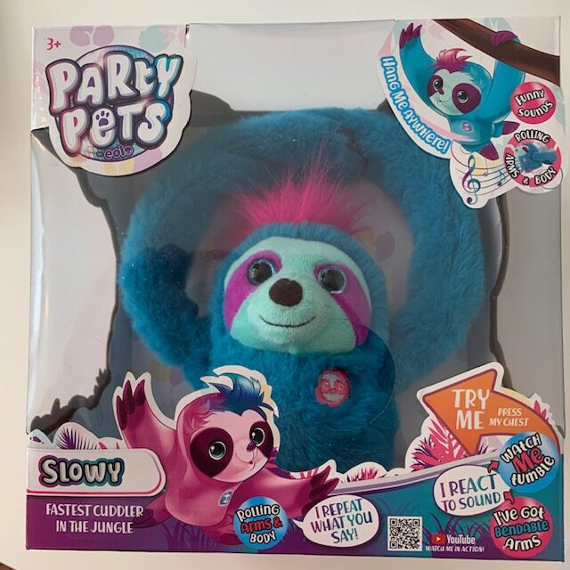 party pets slowy