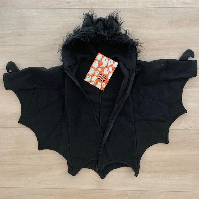 halloween kostuum kinderen vleermuis