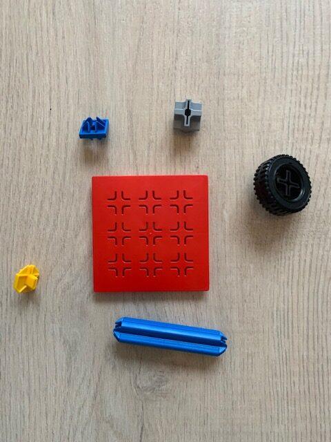 SONOS bouwblokken onderdelen