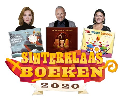 Sinterklaasboeken van Unilever
