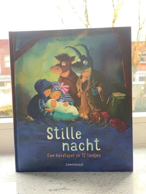 kinderboek stille nacht