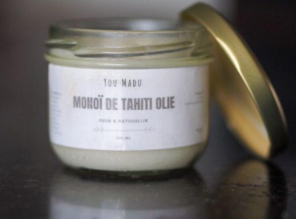 You madu monoi de tahiti olie