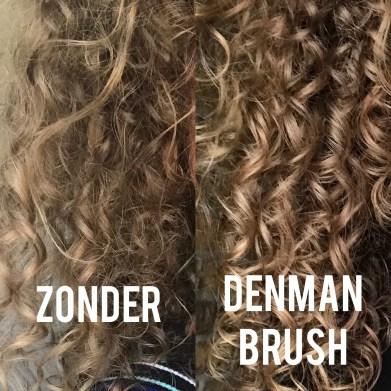 Curly Girl deman brush