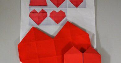Valentijn hartvouwen