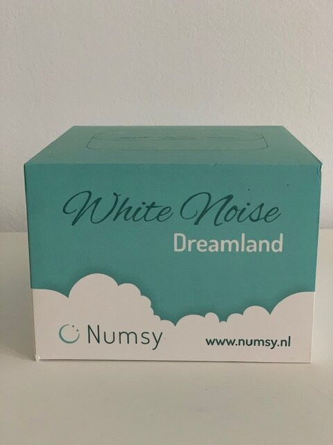 numsy witte ruis dreamland