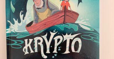 Krypto kinderboek