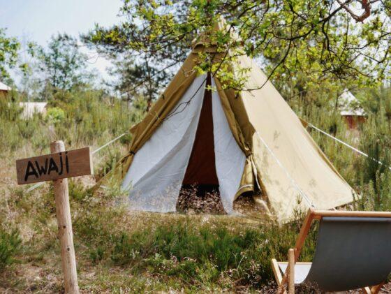 Campground Twente
