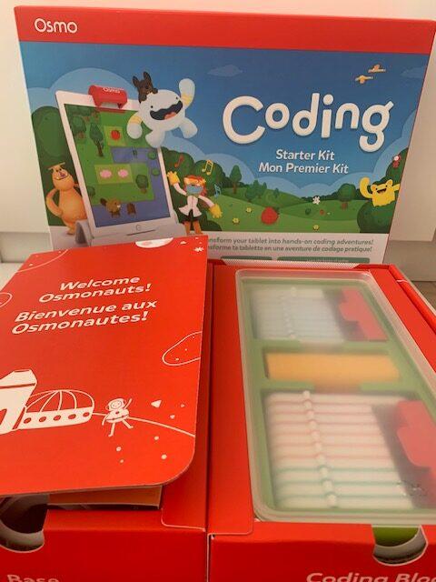 leren coderen kinderen osmo