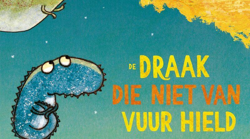 kinderboek - De draak die niet van vuur hield.indd