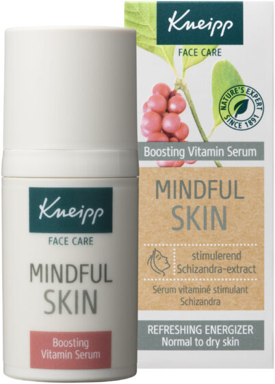 mindful skin boosting vitamin serum