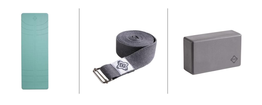 yoga accessoires