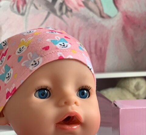 baby born magic girl blauwe ogen