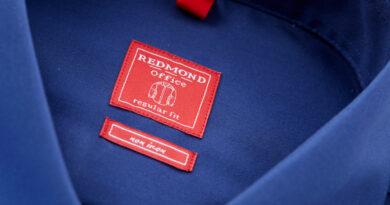Redmond overhemd Hemdvoorhem.nl