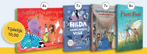 tijdelijk 10 euro kinderboeken
