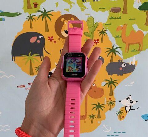 kidizoom smartwatch vtech roze