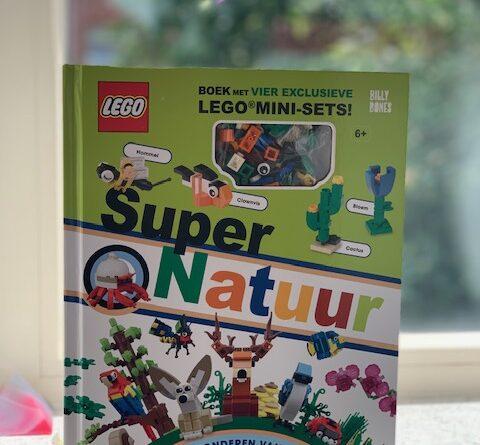 LEGO boek super natuur