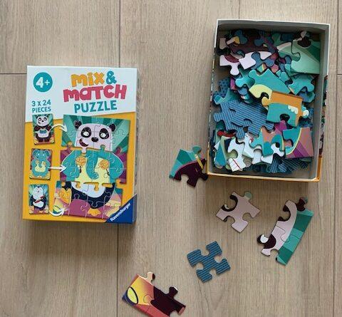 mix en match puzzel