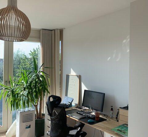 back to work thuiswerk kantoor