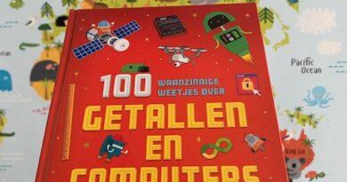 100 waanzinnige weetjes over getallen en computers