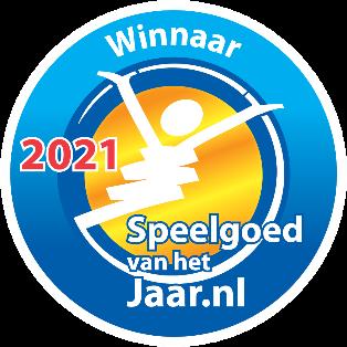 speelgoed van het jaar 2021 logo