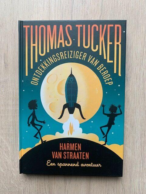 thomas tucker kinderboek harmen