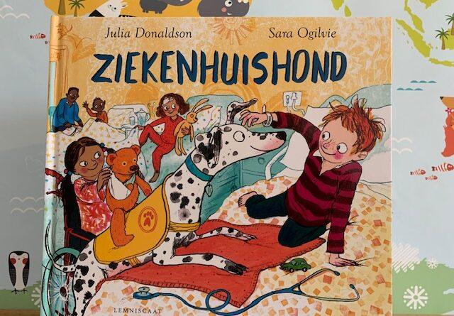De ziekenhuishond kinderboek
